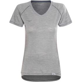 Kaikkialla Tarja SS Shirt Women Anthracite